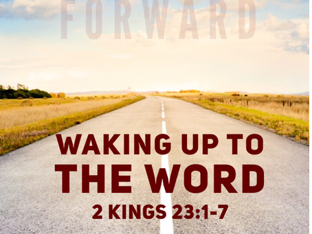 Waking Up to the Word