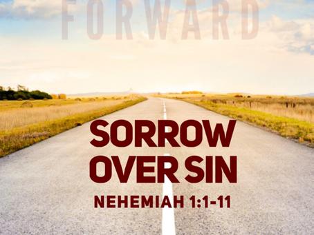 Sorrow Over Sin