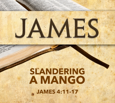 Slandering a Mango