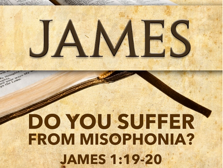 Do you suffer from Misophonia?