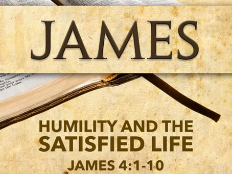 Humility and the Satisfied Life