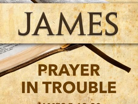 Prayer in Trouble