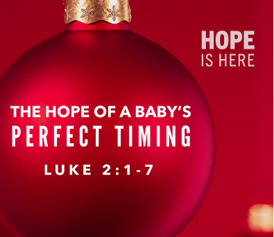 The Hope of a Baby's Perfect Timing