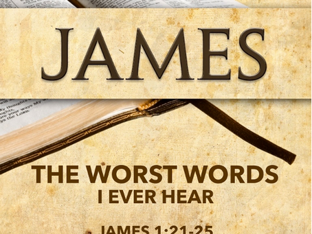 The Worst Words I Ever Hear