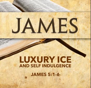 Luxury Ice and Self-Indulgence
