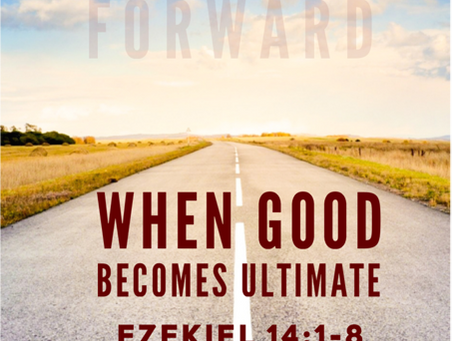 When Good Becomes Ultimate