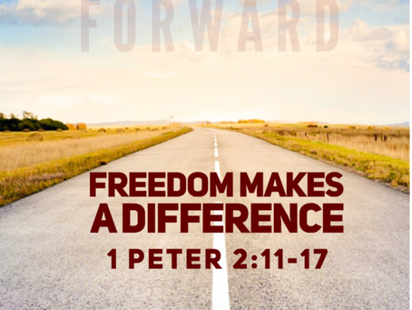 Freedom Makes a Difference