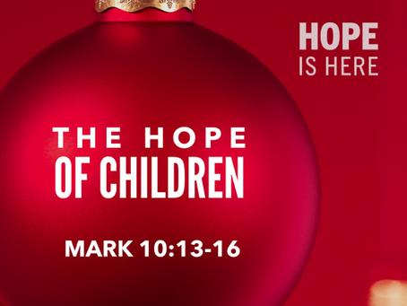 The Hope of Children