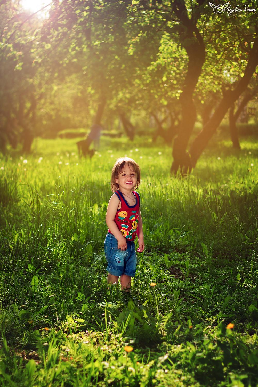 детская фотосессия рязань