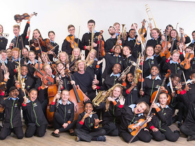 KZN Youth Orchestra with international sax sensation Andrew Young