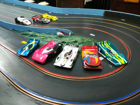 East London to host national slot car Racing