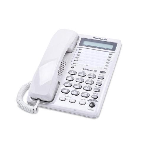 Teléfono Alámbrico KX-TS108MEW