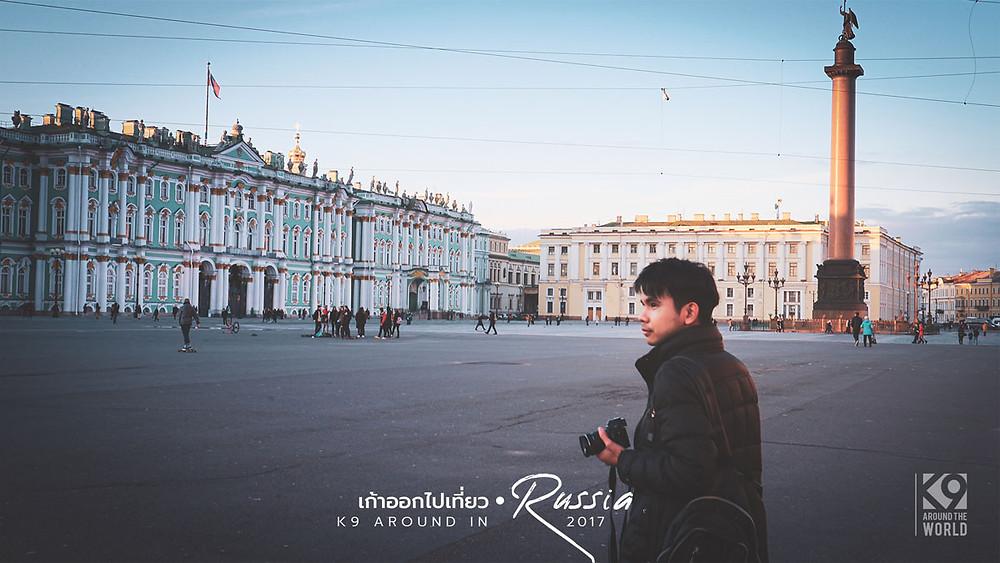 ทริปเที่ยวรัสเซีย (Russia Part 3 - Saint Petersburg)