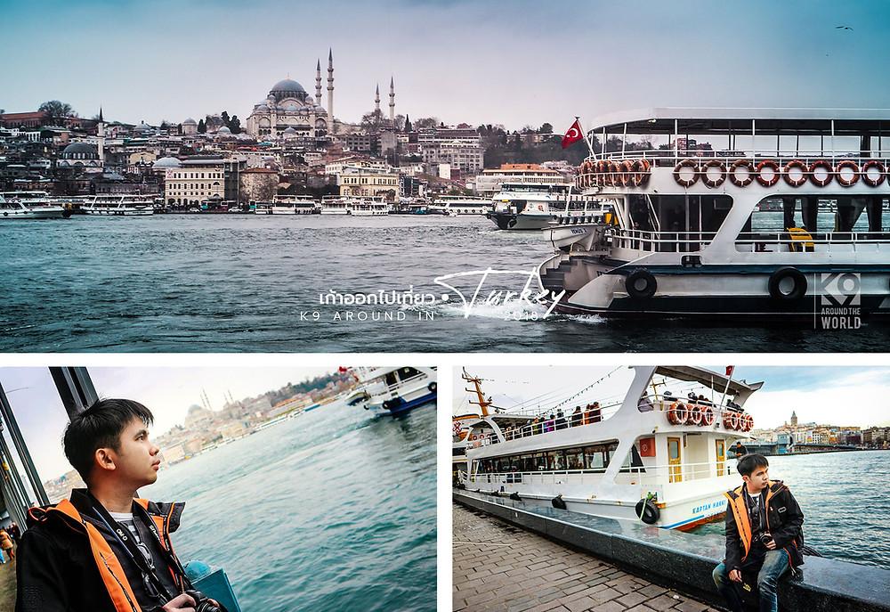 เที่ยวตุรกี (Tuykey - Istanbul - Çanakkale - Pamukkale - Göreme - Cappadocia - Ankara)