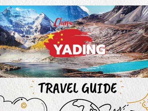 แพลนเที่ยว ย่าติง 8 วัน (Kunming - Shangrila - Daocheng - Yading)