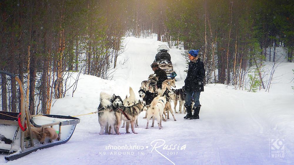 ทริปเที่ยวรัสเซีย (Russia Part 2 - Murmansk)