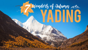 7 Wonders of Autumn Yading สุดฟิน ดินแดนสวรรค์ ย่าติง
