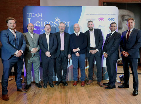 Sponsors meet to shape Team Leicester's MIPIM campaign