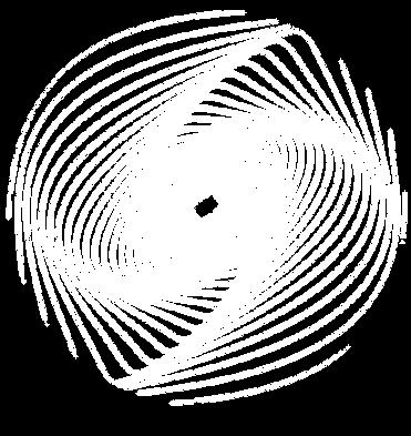 spiral diamond white gradient feather.pn