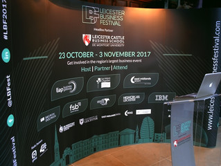 Leicester Business Festival: last few days to submit events - Press Release