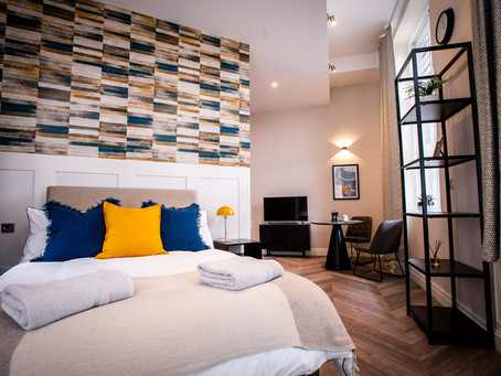 First interior images of Leicester's newest aparthotel released