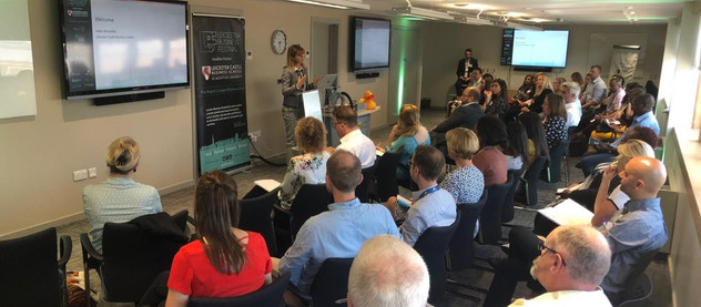 Leicester Business Festival kick starts with stakeholder and event organisers webinars
