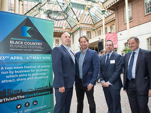 New Festival set to ignite Black Country business scene