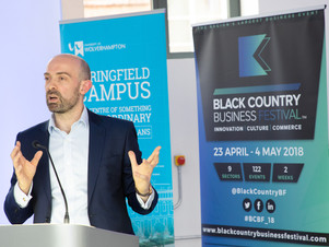 One month until Black Country Business Festival gets underway