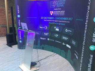 Leicester Business Festival 2017 celebrates its place as the region's largest business event