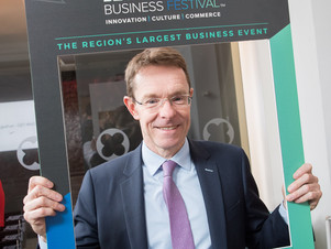 Business Festival kicks off in style