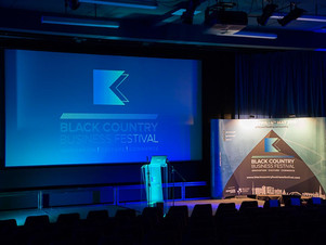 Tickets to Black Country Business Festival events go live