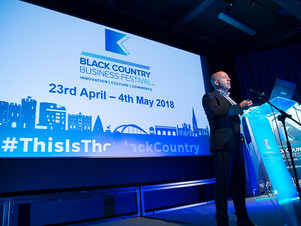 Black Country Business Festival tickets go live in January