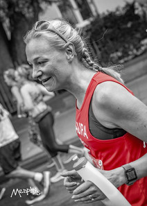 Menphys Fundraising Marathon Runner