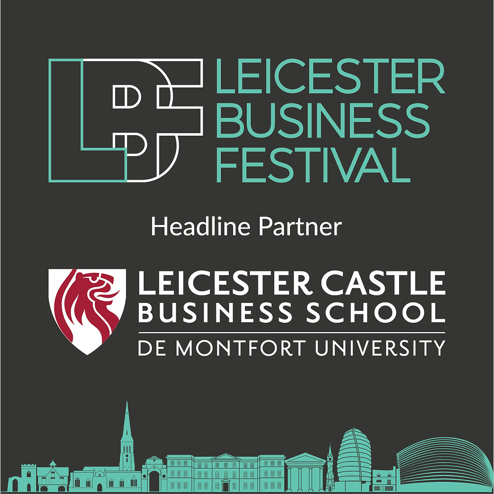 Leicester Business Festival Joint Logo