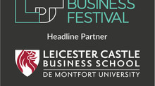 Leicester Business Festival Returns For a Further 3 Years!