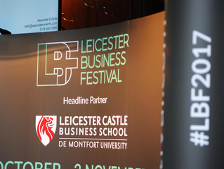 Leicester Business Festival event tickets now available