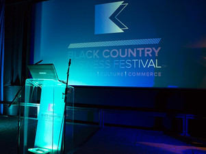 Host an amazing event in the Black Country Business Festival