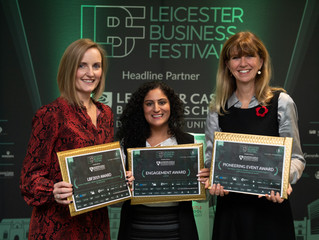 Leicester Business Festival concludes fifth year and announces 2020 dates