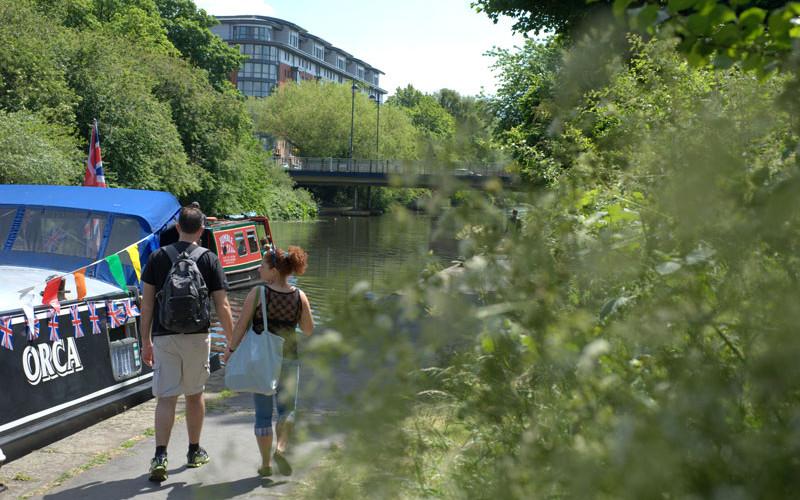 Leicester River Soar