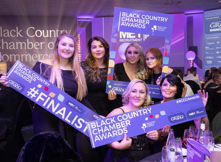 Chamber business heroes' awards finalists revealed