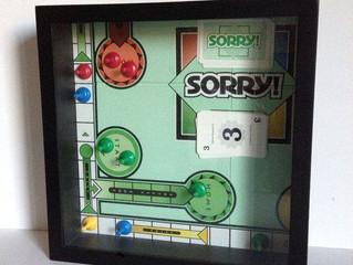 Framing your Favorite Board Game