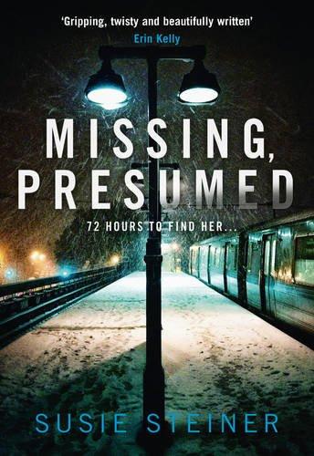 Missing, Presumed, by Susie Steiner. Review by Barbara Copperthwaite