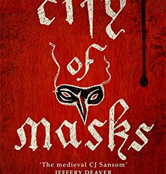 Review: CITY OF MASKS, S.D. Sykes