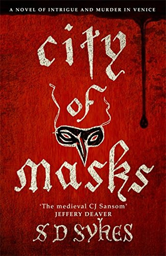 City of Masks, by SD Sykes. Review by Barbara Copperthwaite