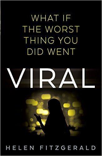 Viral, by Helen FitzGerald, review by Barbara Copperthwaite