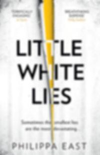LITTLE WHITE LIES psychological thriller