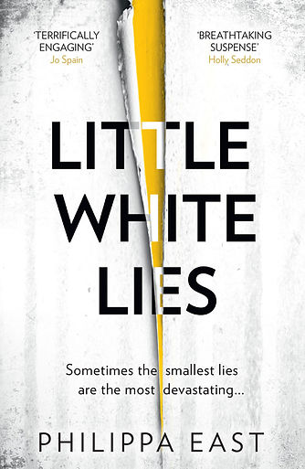 LITTLE WHITE LIES psychological thriller