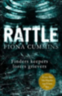 FIONA CUMMINS, author of RATTLE, is interviewed by Barbara Copperthwaite