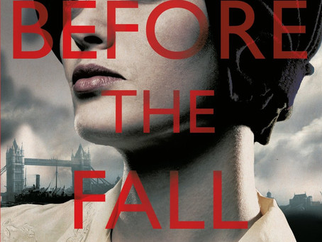 Review: BEFORE THE FALL, Juliet West
