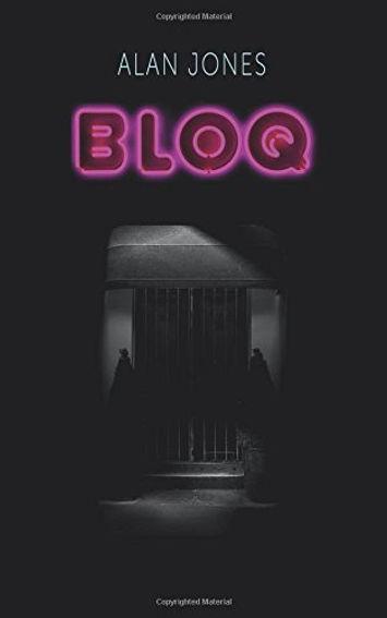 Bloq author ALAN JONES is interviewed by Barbara Copperthwaite
